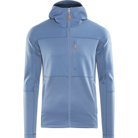 Fjällräven Abisko Trail Fleece Jas Heren, blue ridge